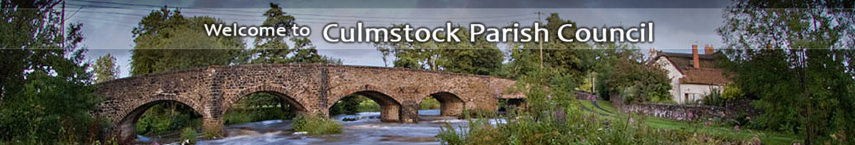 Header Image for Culmstock Parish Council